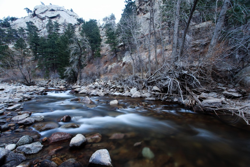 Boulder Creek and The Dome