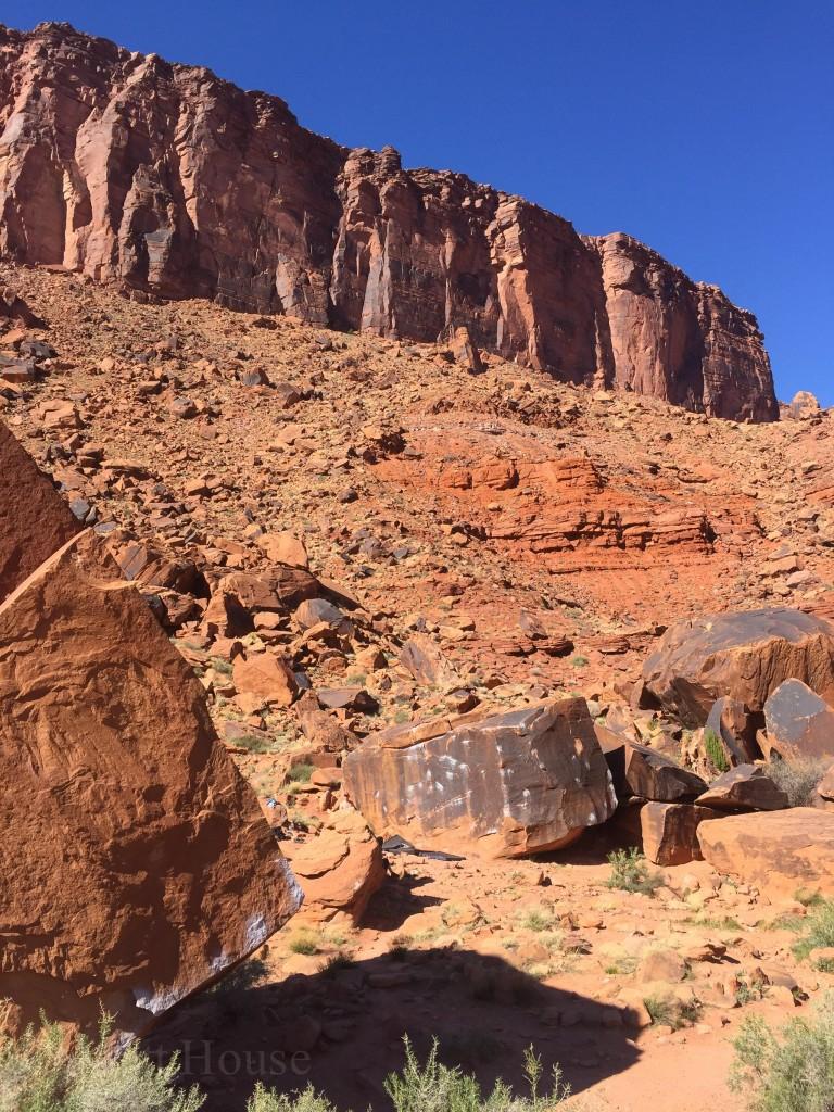 Big Bend Bouldering